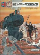 """VICTOR SACKVILLE  """" LE PEDICATEUR FOU """"  - CARIN / RIVIERE / BORILE - E.O.  OCTOBRE 1986  LOMBARD - Victor Sackville"""