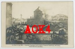 TOURNAI Hainaut 1914 Morelle Vendée RIT 83 84 D'Amade Escaut Doornik - Tournai