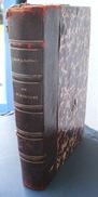 Léon A DAUDET Les Morticoles 18e Mille Bibliothèque Charpentier 1895 - Livres, BD, Revues