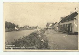 Oudenburg  *  Nieuwpoortsche Vaart Lagebrugge - Oudenburg