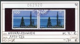Neukaledonien - Nouvelle Caledonie - Michel 1150 Im Paar / Pair - Oo Oblit. Used Gebruikt - Nieuw-Caledonië