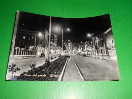 Cartolina Rovigo - Corso Del Popolo - Notturno 1959 - Rovigo