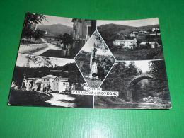 Cartolina Isola D' Elba - Poggio 1956 - Livorno