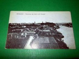 Cartolina Portoferraio - Isola D' Elba - Villa Ottone 1957 - Livorno