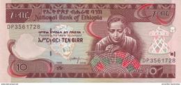 ETHIOPIA 10 BIRR 2006 (EE1998) P-48d UNC [ET332b] - Ethiopie