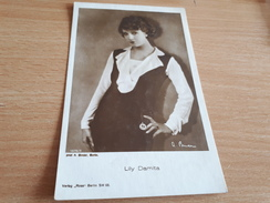 Postcard - Film, Actor, Lily Damita      (25418) - Attori
