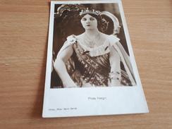 Postcard - Film, Actor, Pola Negri      (25422) - Attori