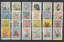 Indonesia Republik Maluku Selatan 24V,flowers,bloemen,blumen,fleurs,flores,fiori,MNH/Postfris(C253) - Planten