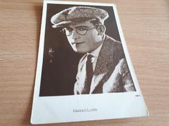 Postcard - Film, Actor, Harold Lloyd       (25428) - Acteurs