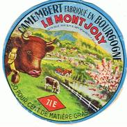 CAMEMBERT  LE MONT JOLY  *****      A  SAISIR ****** - Cheese