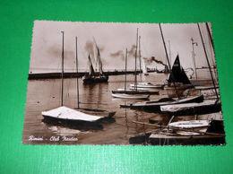 Cartolina Rimini - Club Nautico 1949 - Rimini