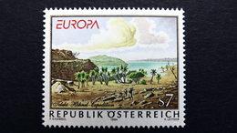 Österreich 2126 **/mnh, EUROPA/CEPT 1994, Südende Des Rudolph-Sees, Kenia - 1991-00 Unused Stamps