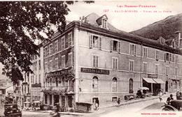 Pyrénées Atlantiques : Eaux Bonnes : Hôtel De La Poste - Eaux Bonnes