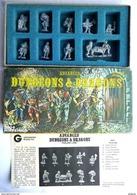 Rare Advanced Dungeons And Dragons 2004 Hirelings Grenadier Figures En Boîte - Video Games