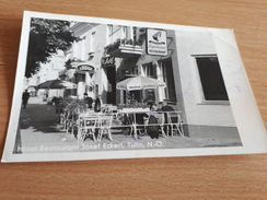 Postcard - Austria, Hotel Restaurant Josef Eckert, Tulln       (25443) - Autriche