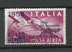 ITALY 1956 Michel 962 O - 6. 1946-.. Republic