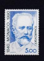 MONACO  :  Y Et T  1746   Neuf XX    MNH    Tchaikovsky   Cote 3,10 Euros - Monaco