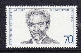 Germany 1975 Albert Schweitzer 1v ** Mnh (36019H) - [7] West-Duitsland