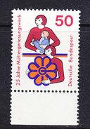 Germany 1975 25J. Müttergenesungswerk 1v ** Mnh (36019J) - [7] West-Duitsland