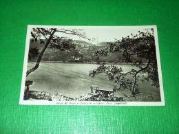 Cartolina Lago Di Nemi - Cantiere Ricupero Navi Imperiali 1930 Ca - Unclassified