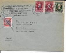 SLOVAQUIE - 1939 - ENVELOPPE De BRATISLAVA => METZ (MOSELLE) - Slovaquie