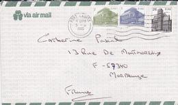 PORT LAOISE....1985 - Airmail