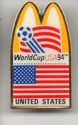 World-Cup USA 1994 - Von McDonald´s - Fussball