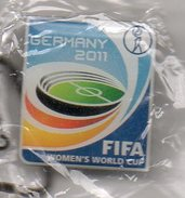 Pin FUSSBALL- FIFA Women´s World Cup / Deutschland 2011 - Fussball