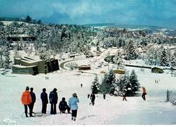 CHALMAZEL-STATION DE SKI-sports D'hiver - Montbrison