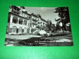 Cartolina Passo Della Mendola - Grand Hotel Penegal 1950 Ca. - Trento