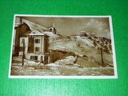 Cartolina Lago Maggiore - Mottarone 1935 - Verbania