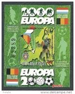 Bosnia - Srpska  – European Championship In Football 2000 MNH - Bosnie-Herzegovine