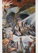 T. LICINI - LE FOSSE ARDEATINE - TEMPIO DEI CADUTI - ROMA - SCRITTA AL VERSO - Paintings