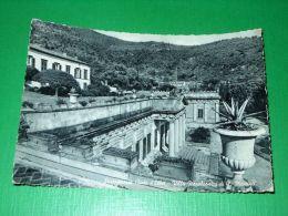 Cartolina Portoferraio ( Isola D'Elba ) - Villa Napoleonica Di S. Martino 1956 - Livorno