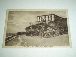 Cartolina Cittadella Del Capo ( Bonifati ) - Villa Mario De Aloe 1941 - Cosenza