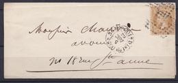 France 1862 - N°21 - 1849-1876: Classic Period