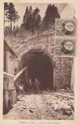 CPA - Viella - Tunel - Espagne