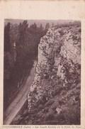 FONTGOMBAULT LES GRANDS ROCHERS SUR LA ROUTE DU BLANC (dil83) - Autres Communes