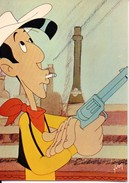 1°) Lucky Luke Et Ses Compagnons  - 40-11601 – Editions D'art Yvon Paris - Comics