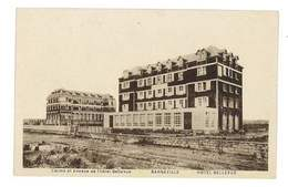 CPA 50 BARNEVILLE HOTEL BELLEVUE - Barneville
