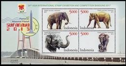 Indonesia - Indonesie New Issue 02-11-2015 (Blok) ZBL 345 - Indonesia
