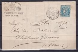 France 1871 - N°46B - Report 2 - 1849-1876: Classic Period
