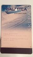VIA LATTEA - SKY PASS - 2008 - Biglietti Di Trasporto