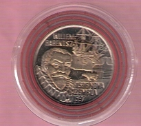 NEDERLAND 10 EURO 1996 WILLEM BARENTSZ BIMETAAL - Non Classés