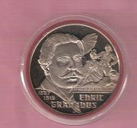 SPANJE CATALUNYA 5 ECU 1996 ENRIC GRANADUS - Espagne