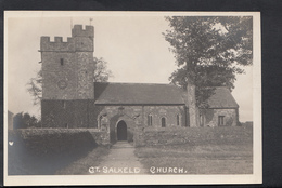 Cumbria Postcard - Great Salkeld Church  DC181 - Cumberland/ Westmorland