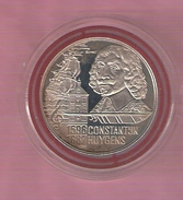 NEDERLAND 20 EURO 1996 CONSTATIJN HUIJGENS ZILVER - Netherland