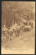"""La Cantine """"Rosalie"""" En Campagne Colonie De Vacances St Vincent De Paul (tourte Et Petitin) - Scoutismo"""