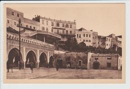 TANGER - MAROC - ENTREE DE LA VILLE, COTE DU PORT - Tanger