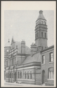 Werneth Fire Station, Oldham, Lancashire - Repro Postcard - Andere